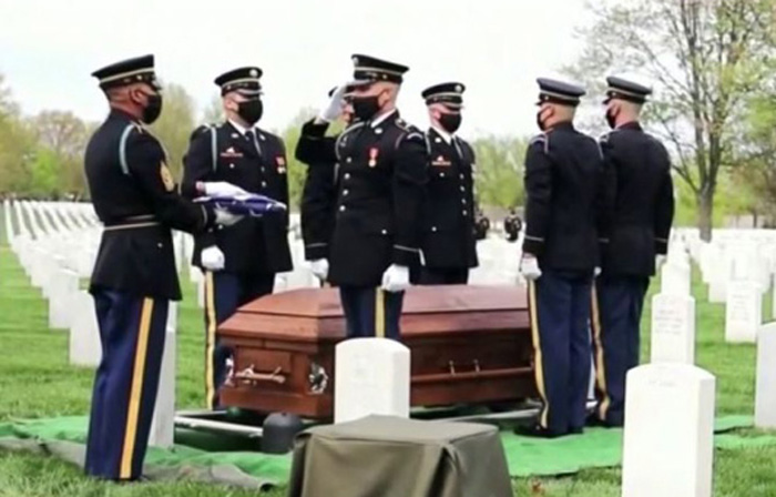 On Memorial Day I remember my military family and all who have paid the ultimate sacrifice