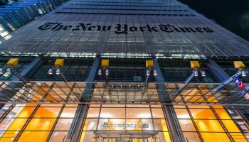 NY Times editorial page editor resigns amid staff fury over Tom Cotton op-ed