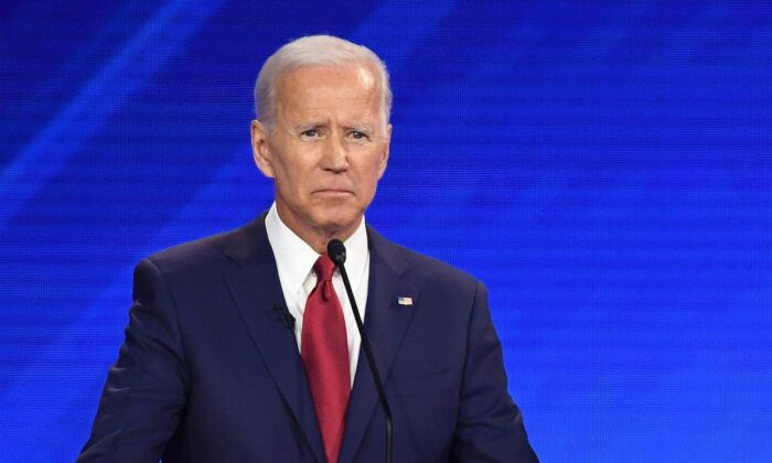 Biden Says 10-15 Percent of Americans Are 'Just Not Very Good People'