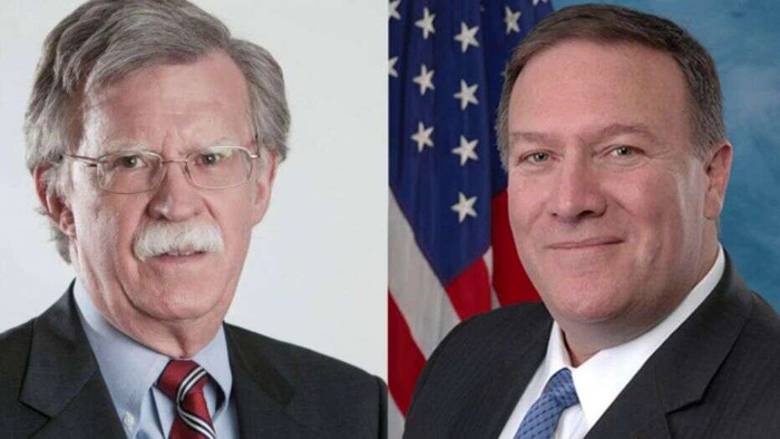 Pompeo blasts Bolton's book as 'spreading a number of lies,' calls him a 'traitor': 'I was in the room too'
