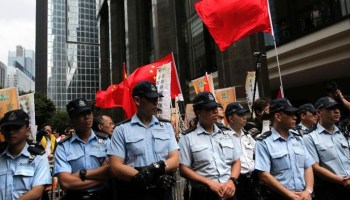 China to create controversial Hong Kong security bureau