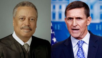 Judge's lawyers hint at 'reason to question' DOJ's motives in new Michael Flynn case filing; DOJ fires back
