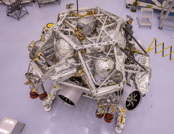NASA delays launch of next Mars rover