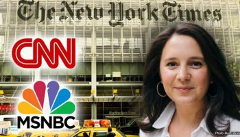 CNN, MSNBC avoid on-air coverage of Bari Weiss' dramatic exit from The New York Times