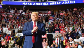 Trump campaign says president's postponed NH rally could happen by mid-August