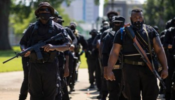 Louisville protests descend into chaos when armed protester accidentally shoots members of his group, injuring 3