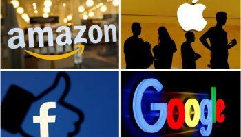 CEOs of Apple, Facebook, Google, Amazon to Testify at Antitrust Hearing
