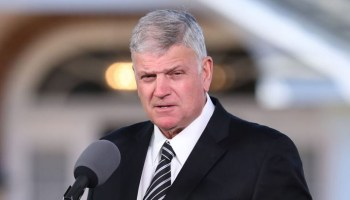 Franklin Graham warns Biden-Harris ticket 'should be a great concern to all Christians'