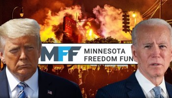 Minn. group that saw $$ surge, some from Biden staffers, bailed out alleged violent criminals: report