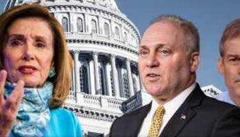 Steve Scalise, Jim Jordan hit back at Pelosi for calling GOP 'enemies of the state': Democrats 'want chaos'