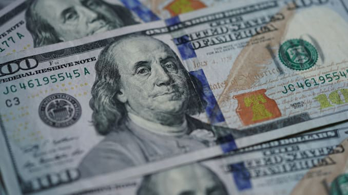 Dollar steadies Monday, as traders look to global economic health