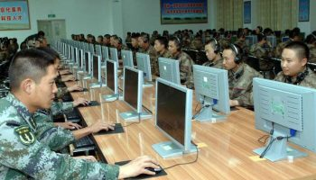Chinese firm collects data of US leaders, military