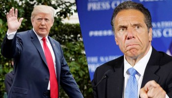 Cuomo says Trump would need 'army' to safely walk New York City streets