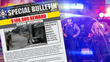 New details on condition of LA deputies attacked in patrol car, huge reward offered for info on triggerman