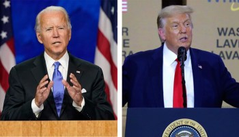 Mike Huckabee: Judge Trump and Biden by their actions on law and order — not their words