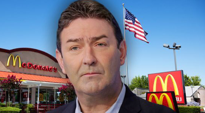 McDonald's slams 'morally bankrupt' ex-CEO amid battle over affairs