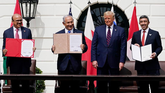 James Carafano: Israel-UAE-Bahrain agreements show why Trump was nominated for Nobel Peace Prize