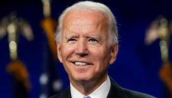Biden raises eyebrows after telling 'these beautiful young ladies' he wants to 'see them dancing when they're four years older'