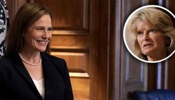 Lisa Murkowski to back SCOTUS nominee Amy Coney Barrett during Senate session