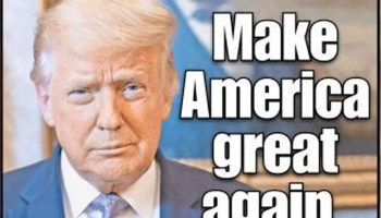NY Post endorses Trump: 'Make America great again, again' and 'tick off' Hollywood with reelection