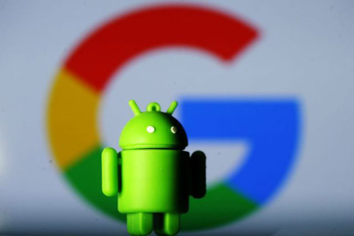 U.S. Supreme Court divided over Google bid to end Oracle copyright suit