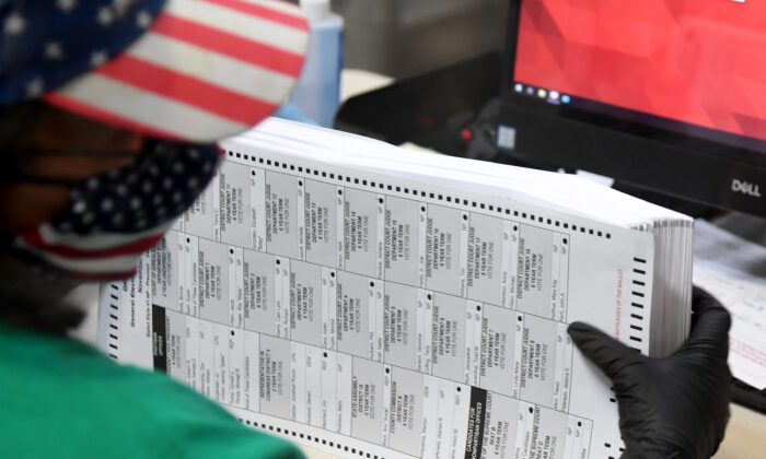 Data Scientist: 'Weird' Spike in Incomplete Nevada Voter Registrations, Use of 'Casinos' as Home Addresses