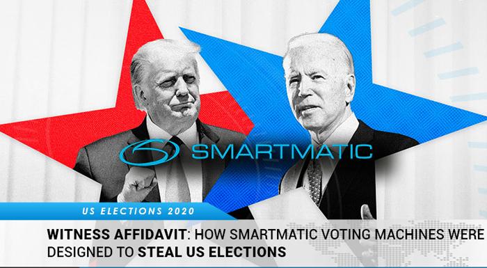 Election Voting Machine Secrets Revealed Dominion Ties to Scytl, Smartmatic