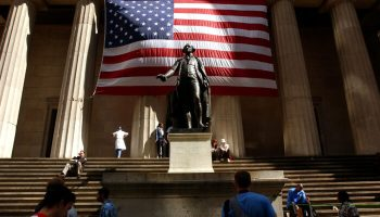 America's Critical Point in Time