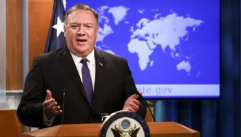 Pompeo: 'There Will Be a Smooth Transition to a Second Trump Administration'