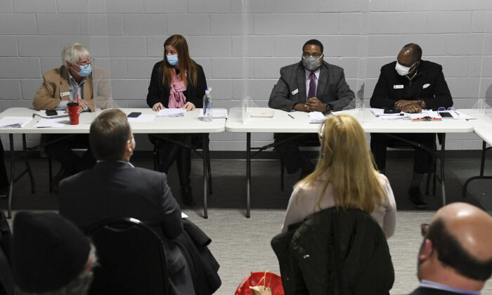 Hostile Reaction in Detroit Forced Election Official Into Hiding