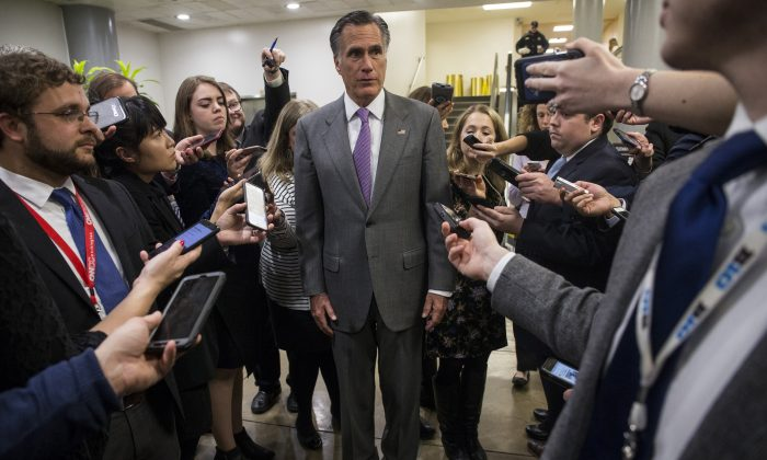 Romney Says He Opposes $2,000 Stimulus Check Suggested by Trump