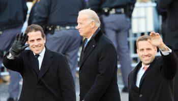 Sen. Ron Johnson: Voters Should Have Known About DOJ Hunter Biden Investigation