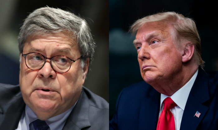 Trump Campaign Responds to Barr Over Claim on Election Fraud