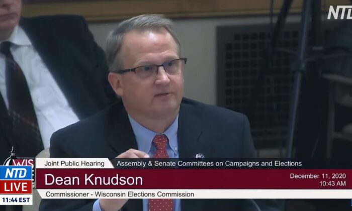 Wisconsin Election Official: No Evidence of Fraud Related to Dominion Machines