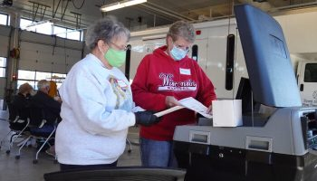 Wisconsin USPS Subcontractor Alleges Backdating of Tens of Thousands of Mail-In Ballots