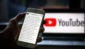 YouTube Blocks Trump Campaign's 2 New Election Fraud Ads