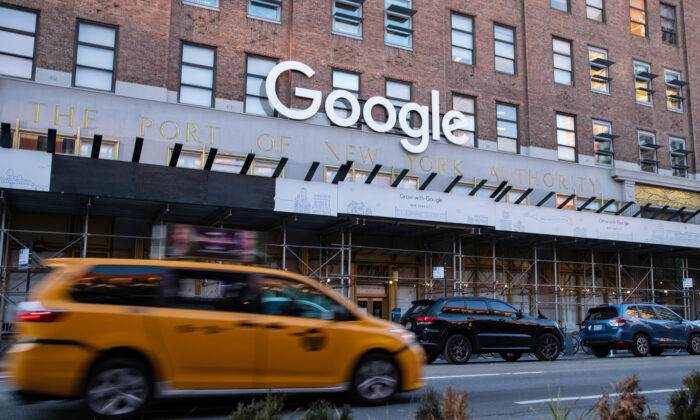 Google Stops Donations to Congress Members Who Voted Against Election Certification