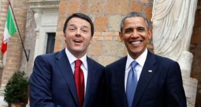 REPORT: OBAMA AND RENZI ORCHESTRATED THE THEFT OF US ELECTIONS