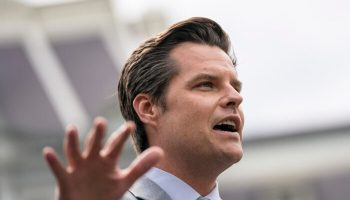 Trump Not Resigning, Will 'Not Leave the Public Stage at All:' Gaetz