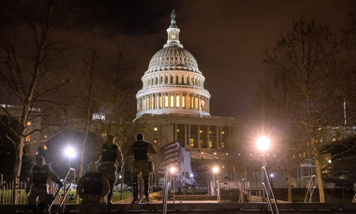 Up to 15,000 National Guard Troops Could Be Deployed Around DC on Inauguration Day: General