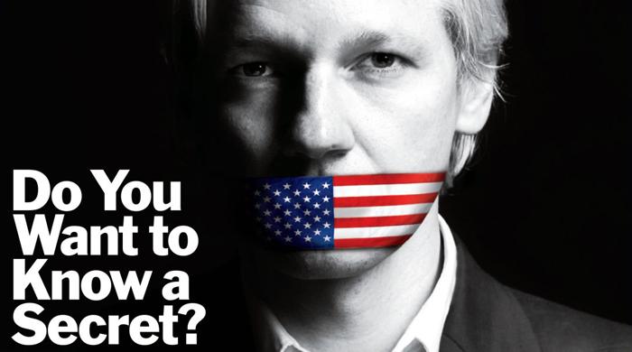 WikiLeaks Data Dump.
