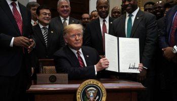 Trump 'Is the Most Powerful Political Figure' in US: Sen. Tim Scott