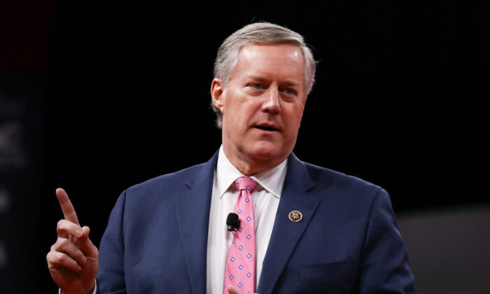 Trump 'Planning for the Next Administration': Former Chief of Staff Mark Meadows