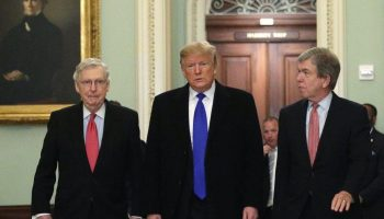Trump Says GOP Won't Win With McConnell, Plans to Back MAGA Primary Candidates