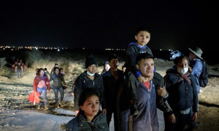Americans Disapprove Biden's Handling of Border Crisis