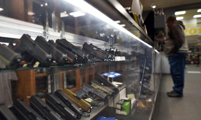 Arkansas State Senate Passes Bill Banning Enforcement of Federal Gun Control Laws