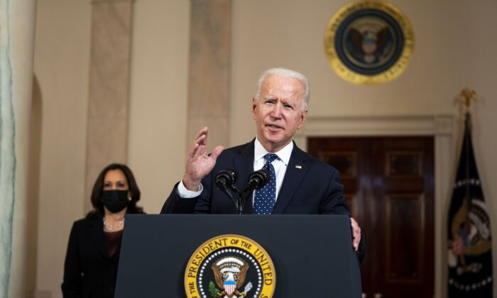 Biden Eyes Expanding Welfare State, Overturning Clinton-Era Reform