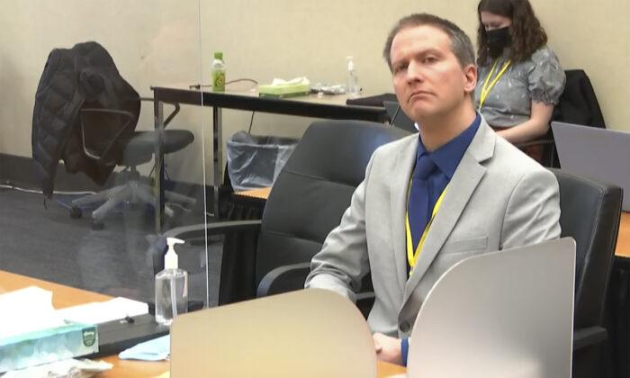 Jury Reaches Verdict in Trial of Derek Chauvin