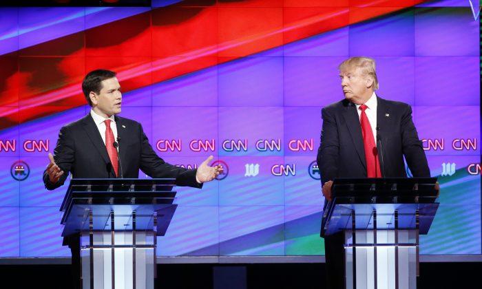 Rubio: Nobody in GOP Can Defeat Trump in 2024