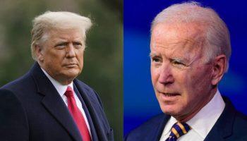 Trump: Biden Should Reimpose Travel Ban to Defend US Against Terrorism